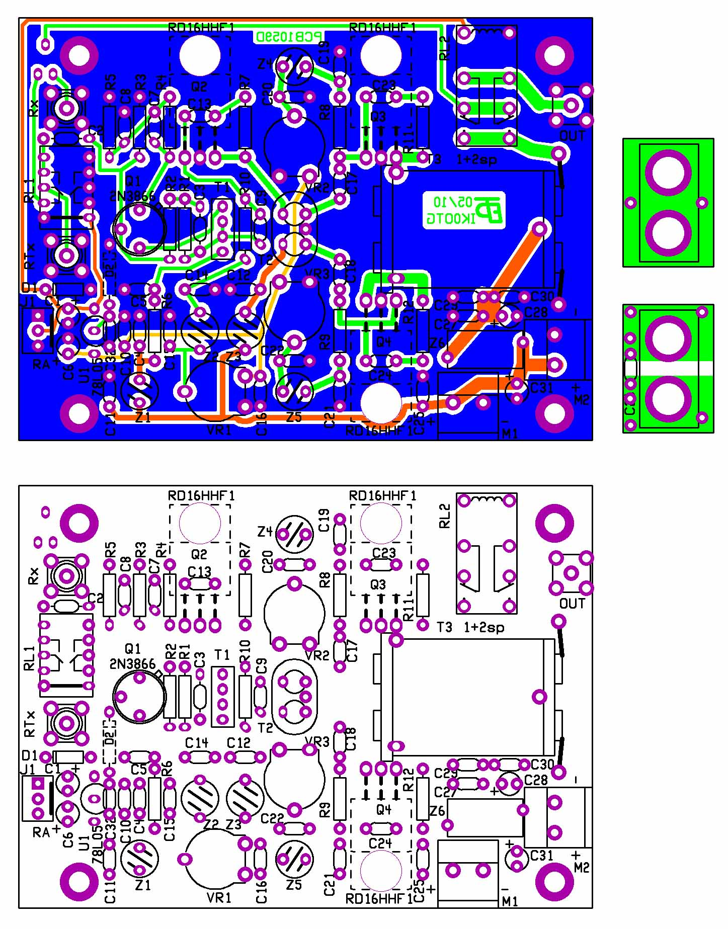 POWER_AMP20W_PCB